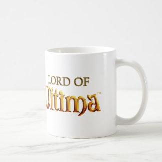 Lord of Ultima Logo Coffee Mug