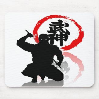 Lord Shinobi Bujinkan Mousepad