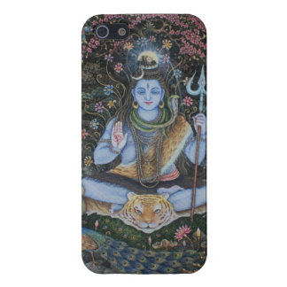 Lord Shiva iPhone 5/5S Cases