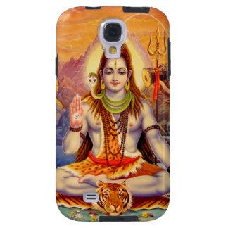 Lord Shiva Meditating Samsung Galaxy S4 Case