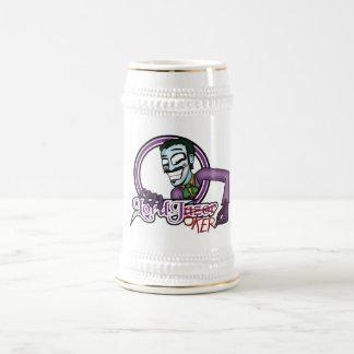 LordJazor Stein: Joker Edition 18 Oz Beer Stein