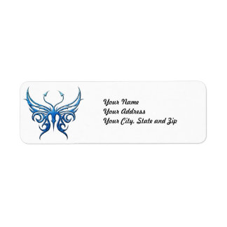 Lords of the Underworld address stickers Return Address Label
