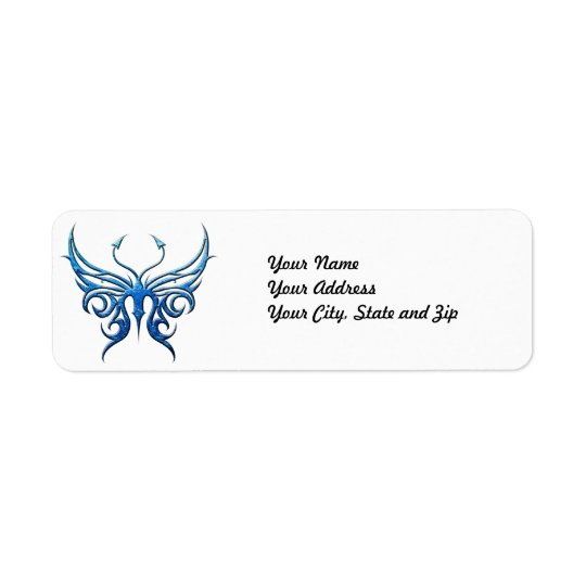 Lords of the Underworld address stickers Return Address Label