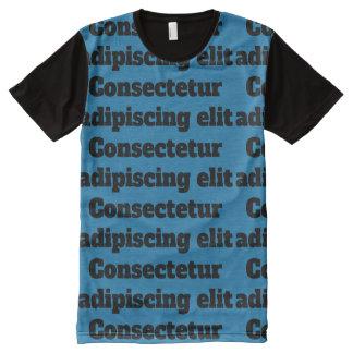 """LOREM IPSUM Tshirt """"consectetur adipiscing elit """""""