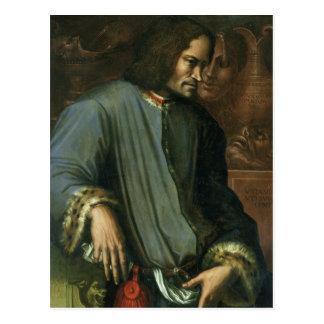 Lorenzo de Medici  'The Magnificent' Postcard