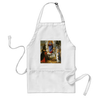 Lorenzo Lotto- Asolo Altarpiecel Aprons