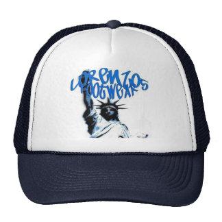 lorenzosblue lid hats