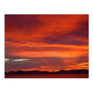 Loreto Sunrise Postcard