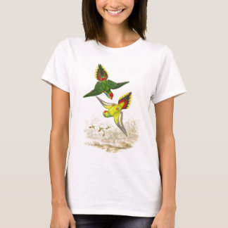 Lorikeet Parrot Birds Wildlife Animals T-Shirt