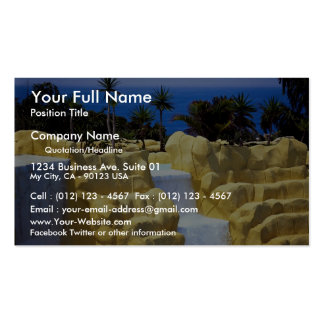 Loro Park, Tenerife Business Cards