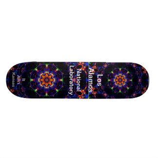 Los Alamos - Lightform of Heavenly Delight Skateboard Decks