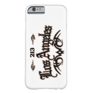 Los Angeles 213 Barely There iPhone 6 Case