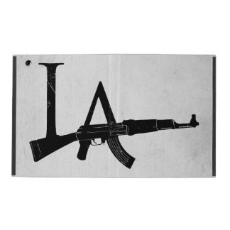 Los Angeles AK47 iPad Cover