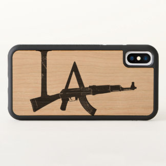 Los Angeles AK47 iPhone X Case