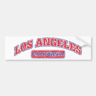 Los Angeles Athletic Bumper Sticker