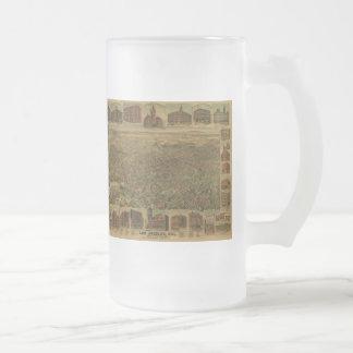 Los Angeles CA 1891 Coffee Mug