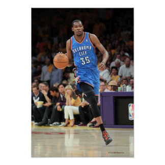 LOS ANGELES, CA - MAY 18:  Kevin Durant #35 of 6 Poster