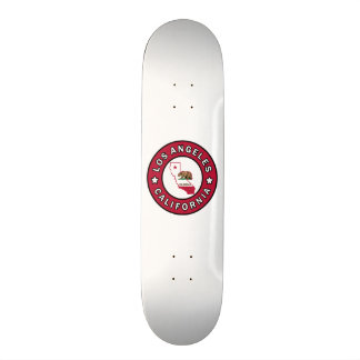 Los Angeles California 21.3 Cm Mini Skateboard Deck