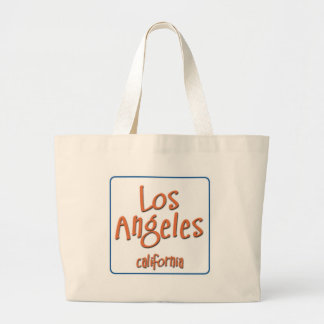 Los Angeles California BlueBox Bag