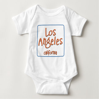 Los Angeles California BlueBox T Shirt