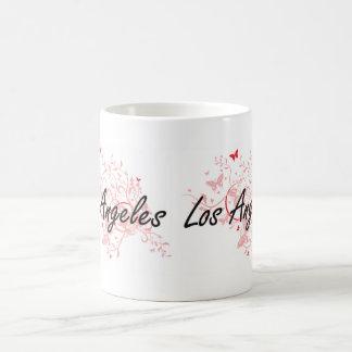 Los Angeles California City Artistic design with b Coffee Mug