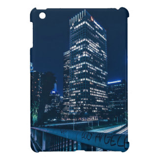 Los Angeles California City Urban Buildings Cover For The iPad Mini
