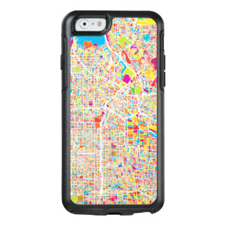 Los Angeles, California | Colorful Map OtterBox iPhone 6/6s Case