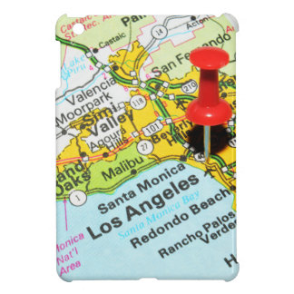 Los Angeles, California iPad Mini Case