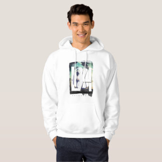 Los Angeles, California Palm Tree Beach, Hoodie