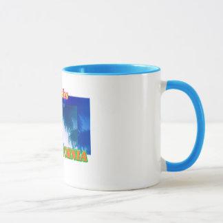 """Los Angeles CALIFORNIA"" Palm Trees Sunshine Cup"