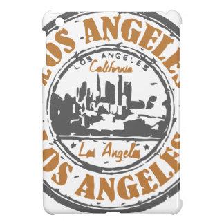 Los Angeles California Pride Seal iPad Mini Covers