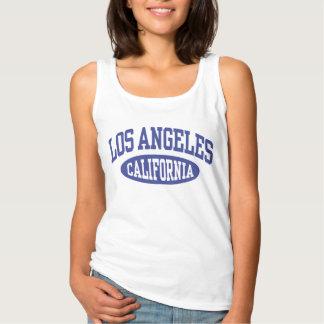 Los Angeles California Singlet