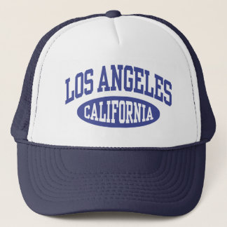 Los Angeles California Trucker Hat