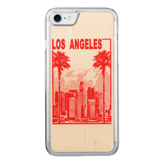 Los Angeles Carved iPhone 8/7 Case