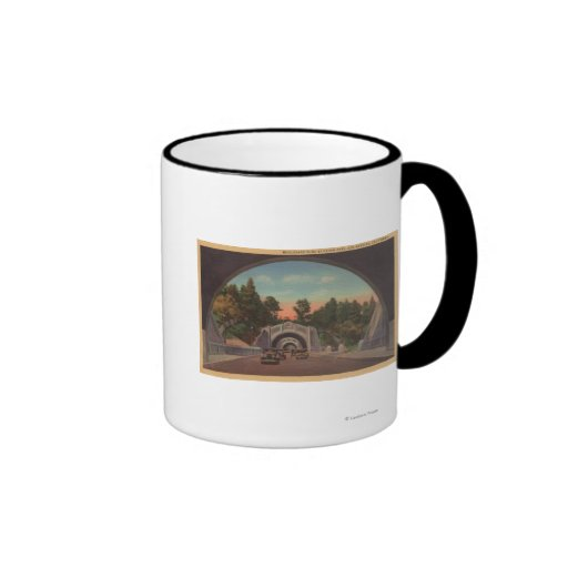 Los Angeles, CATunnel View of Elysian Park Mug
