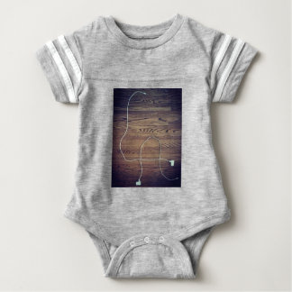 Los Angeles Chargers Baby Bodysuit