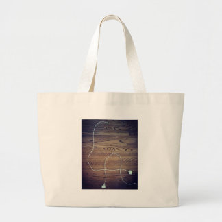Los Angeles Chargers Large Tote Bag
