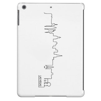 Los Angeles cityscape iPad Air Cover