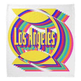 Los Angeles Color Combo 1 Bandana