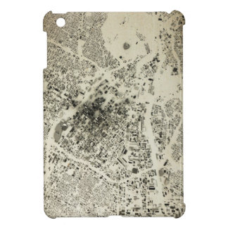 Los Angeles Downtown Streets and Buildings Vintage Case For The iPad Mini