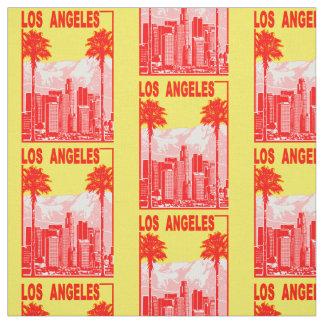 Los Angeles Fabric