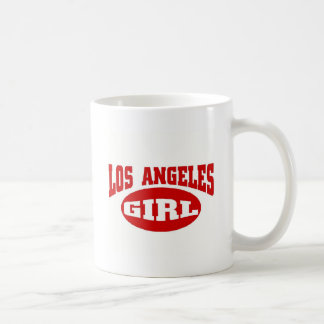 Los Angeles Girl Mug