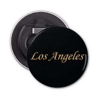 Los Angeles Gold - On Black