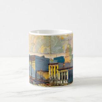 Los Angeles - Honolulu Steamships Coffee Mug