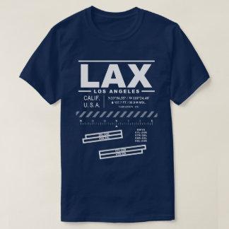 Los Angeles International Airport LAX T-Shirt
