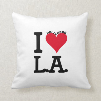 Los Angeles LOVE Hollywood Edition Cushions