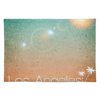 Los Angeles Placemat