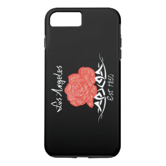 Los Angeles Rose Phone Case