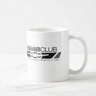 LOS ANGELES SAAB CLUB MUG