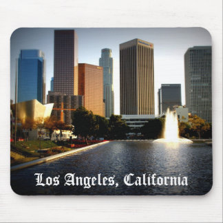 Los Angeles Skyline Mousepad